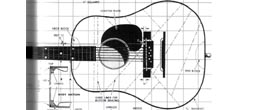 Handmade guitar diy woodworking plans kit