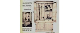 woodworking gun cabinet plans, diy project, how to build a gun cabinet