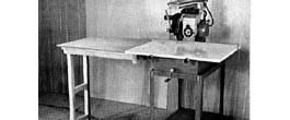 Table saw and radial saw extension table diy woodworking plans